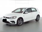 Volkswagen Golf VII 1.6 TDI 115CH FAP CARAT DSG7 EURO6D-T 5P Blanc à Villenave-d'Ornon 33