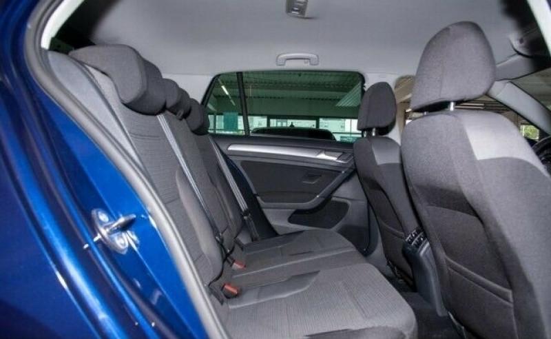Volkswagen Golf VII 1.6 TDI 115CH FAP CARAT DSG7 EURO6D-T 5P Bleu occasion à Villenave-d'Ornon - photo n°8