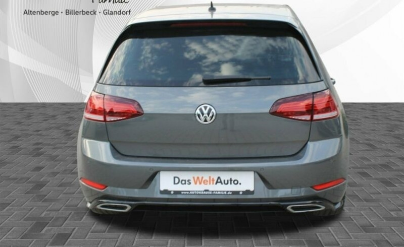 Volkswagen Golf VII 2.0 TDI 150CH FAP CARAT DSG7 EURO6D-T 5P Gris occasion à Villenave-d'Ornon - photo n°3