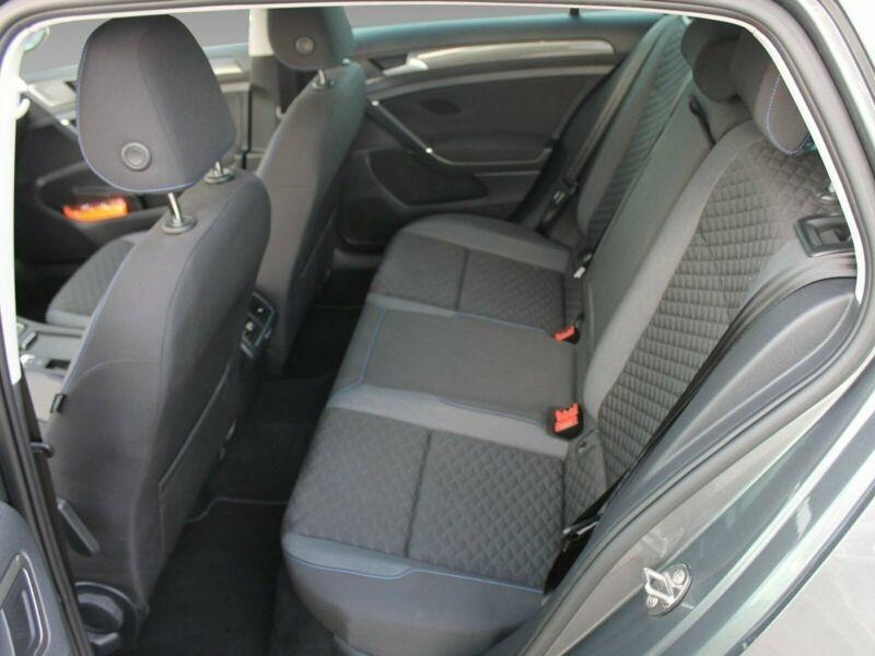 Volkswagen Golf VII 2.0 TDI 150CH FAP CARAT DSG7 EURO6D-T 5P Gris occasion à Villenave-d'Ornon - photo n°8