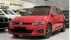 Volkswagen Golf VII 2.0 TDI 184CH BLUEMOTION TECHNOLOGY FAP GTD DSG7 5P Rouge à Villenave-d'Ornon 33