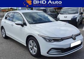 Volkswagen Golf VII Blanc, garage BHD AUTO à Biganos