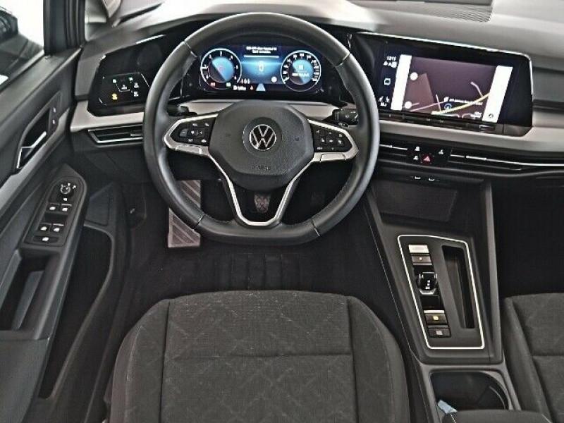 Volkswagen Golf VII 2.0 TDI SCR 150CH  LIFE 1ST DSG7 Gris occasion à Villenave-d'Ornon - photo n°7