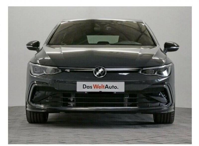 Volkswagen Golf VII 2.0 TDI SCR 150CH  R-LINE 1ST DSG7 Gris occasion à Villenave-d'Ornon - photo n°4
