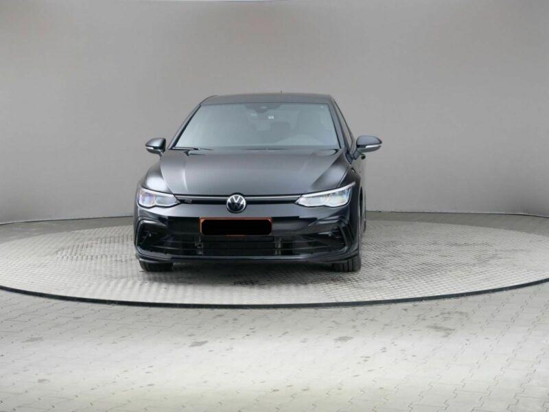 Volkswagen Golf VII 2.0 TDI SCR 150CH  R-LINE 1ST DSG7 Noir occasion à Villenave-d'Ornon - photo n°2