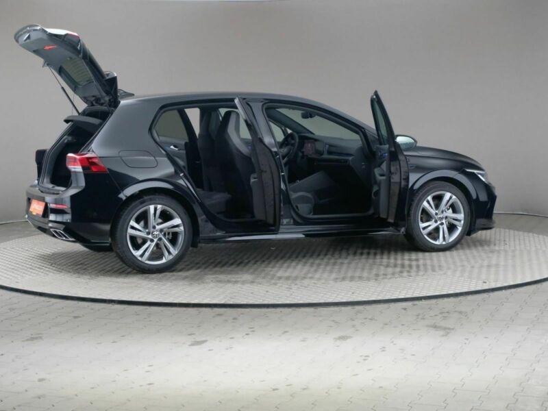 Volkswagen Golf VII 2.0 TDI SCR 150CH  R-LINE 1ST DSG7 Noir occasion à Villenave-d'Ornon - photo n°5