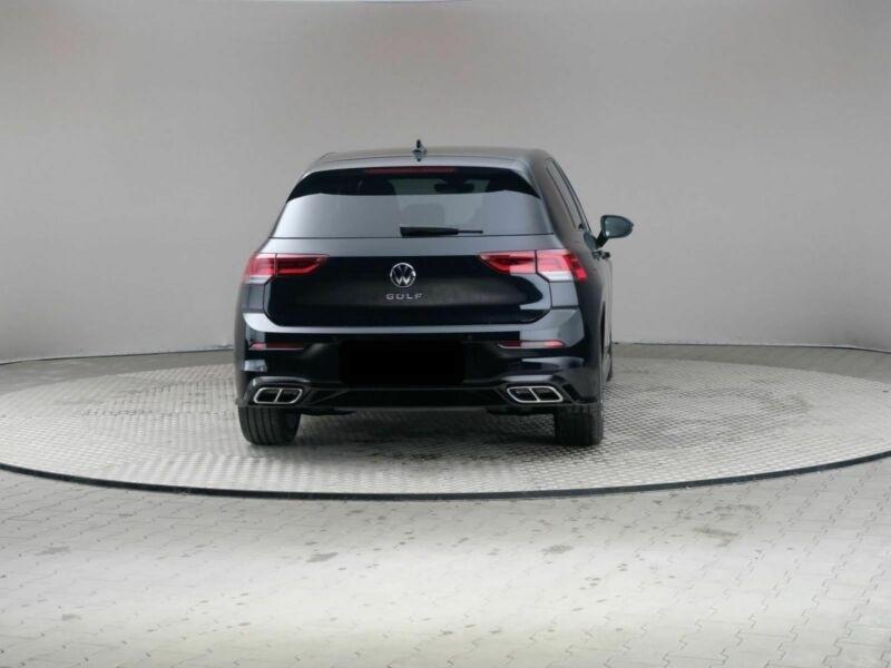 Volkswagen Golf VII 2.0 TDI SCR 150CH  R-LINE 1ST DSG7 Noir occasion à Villenave-d'Ornon - photo n°4