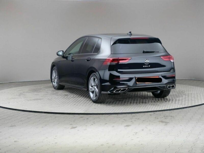 Volkswagen Golf VII 2.0 TDI SCR 150CH  R-LINE 1ST DSG7 Noir occasion à Villenave-d'Ornon