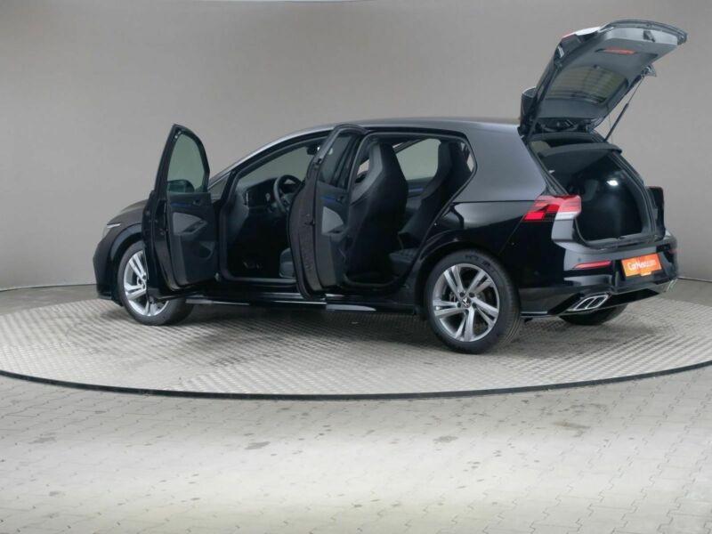 Volkswagen Golf VII 2.0 TDI SCR 150CH  R-LINE 1ST DSG7 Noir occasion à Villenave-d'Ornon - photo n°6