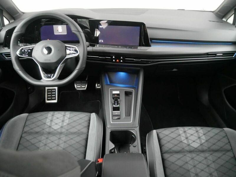 Volkswagen Golf VII 2.0 TDI SCR 150CH  R-LINE 1ST DSG7 Noir occasion à Villenave-d'Ornon - photo n°7