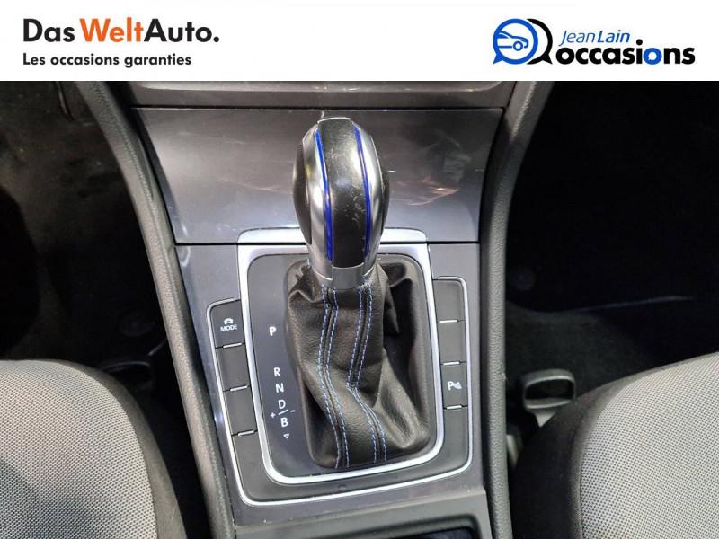 Volkswagen Golf VII E-Golf 115 Electrique 5p Blanc occasion à La Motte-Servolex - photo n°13