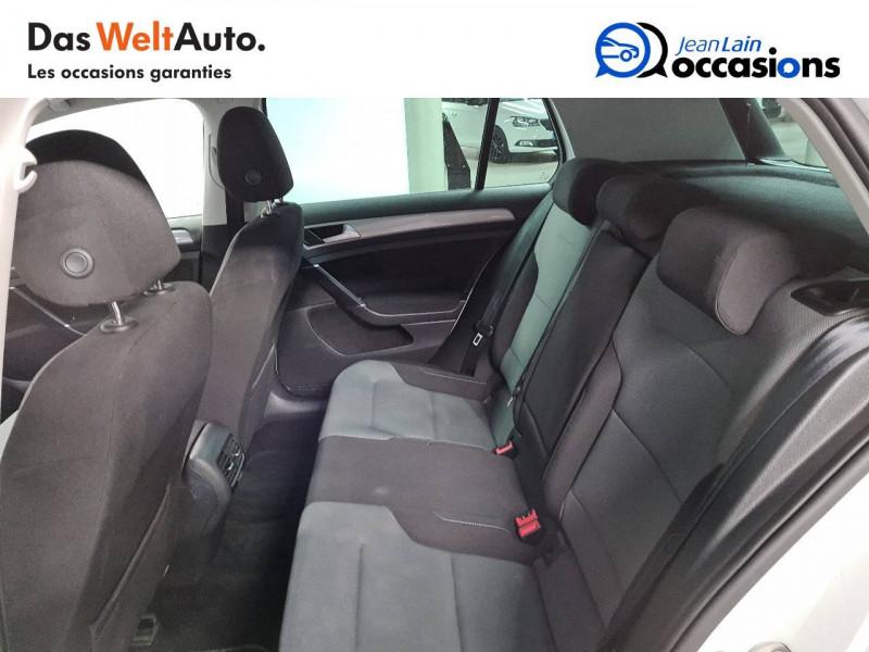 Volkswagen Golf VII E-Golf 115 Electrique 5p Blanc occasion à La Motte-Servolex - photo n°17