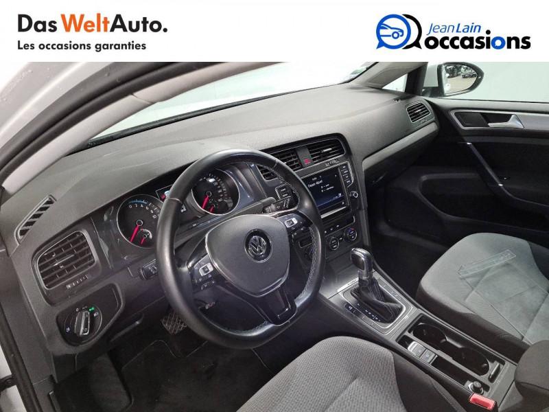 Volkswagen Golf VII E-Golf 115 Electrique 5p Blanc occasion à La Motte-Servolex - photo n°11