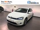 Volkswagen Golf VII E-Golf 136 Electrique 5p  à Cessy 01