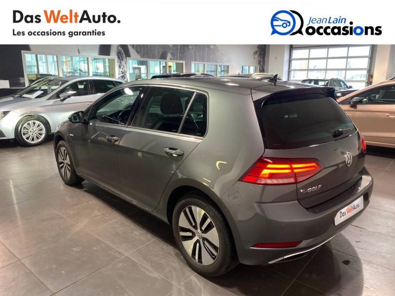 Volkswagen Golf VII E-Golf 136 Electrique 5p Gris occasion à Meythet - photo n°7