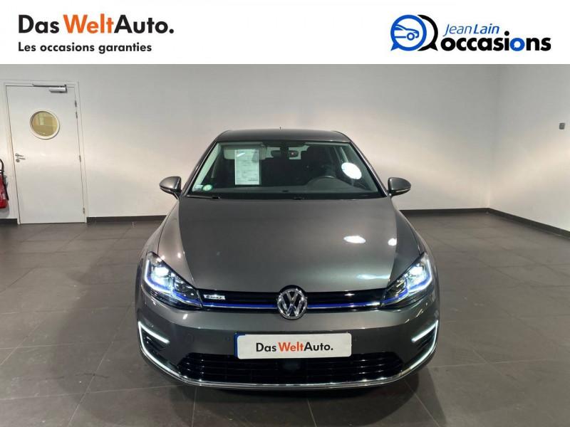 Volkswagen Golf VII E-Golf 136 Electrique 5p Gris occasion à Meythet - photo n°2