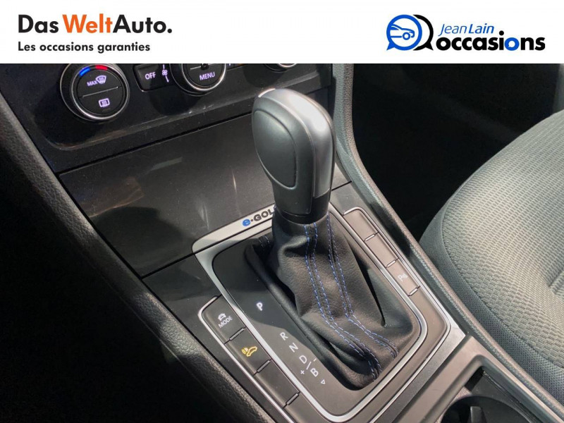 Volkswagen Golf VII E-Golf 136 Electrique 5p Gris occasion à Meythet - photo n°13
