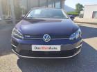 Volkswagen Golf VII E-Golf 136 Electrique  5p Bleu à Albertville 73