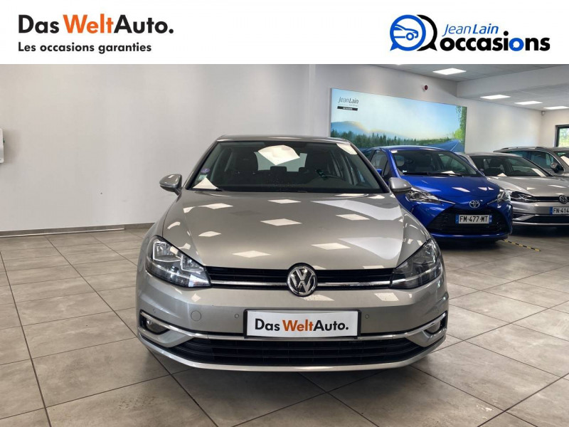 Volkswagen Golf VII Golf 1.0 TSI 115 BVM6 Connect 5p Gris occasion à Seyssinet-Pariset - photo n°2
