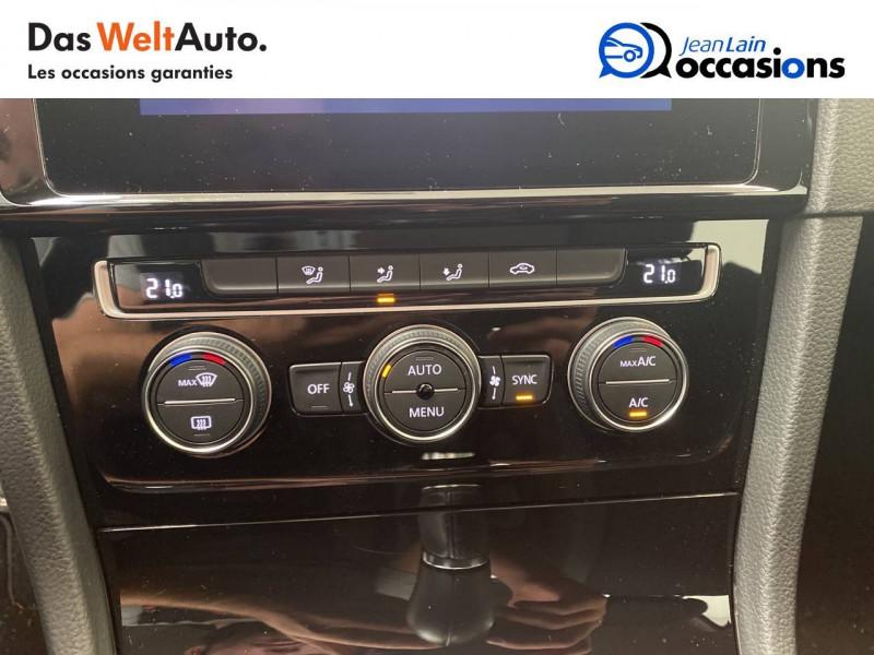 Volkswagen Golf VII Golf 1.0 TSI 115 BVM6 Connect 5p Gris occasion à Seyssinet-Pariset - photo n°14