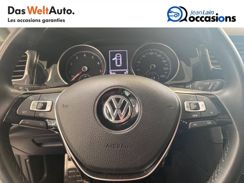 Volkswagen Golf VII Golf 1.0 TSI 115 BVM6 Connect 5p Gris occasion à Seyssinet-Pariset - photo n°12