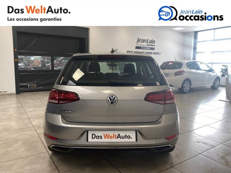 Volkswagen Golf VII Golf 1.0 TSI 115 BVM6 Connect 5p Gris occasion à Seyssinet-Pariset - photo n°6