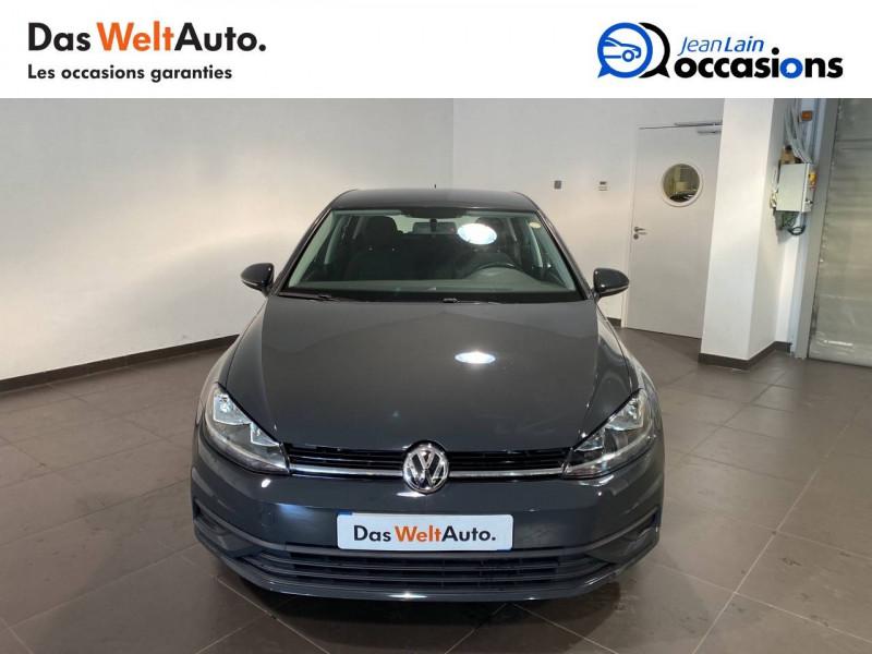 Volkswagen Golf VII Golf 1.0 TSI 85 BVM5 Trendline 5p Gris occasion à Seynod - photo n°2