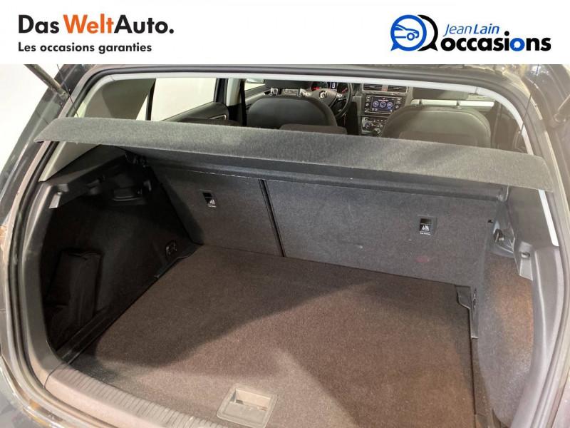 Volkswagen Golf VII Golf 1.0 TSI 85 BVM5 Trendline 5p Gris occasion à Seynod - photo n°10