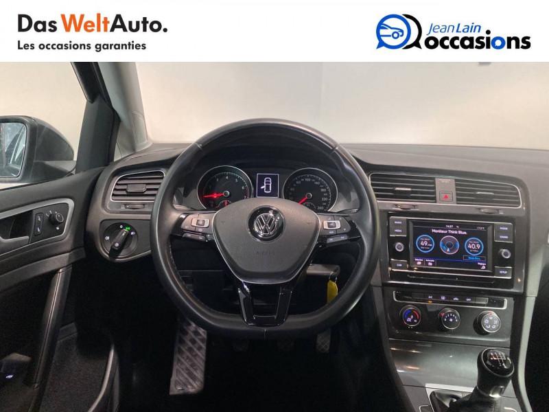 Volkswagen Golf VII Golf 1.0 TSI 85 BVM5 Trendline 5p Gris occasion à Seynod - photo n°11