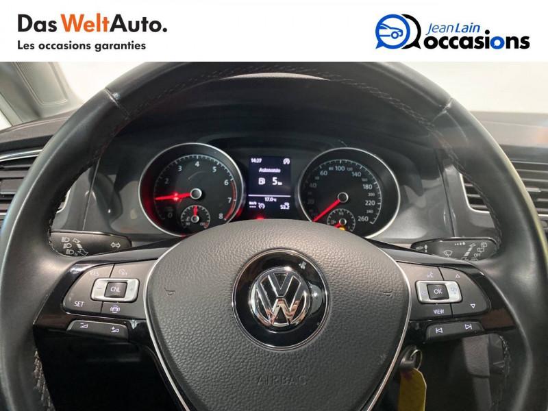 Volkswagen Golf VII Golf 1.0 TSI 85 BVM5 Trendline 5p Gris occasion à Seynod - photo n°12