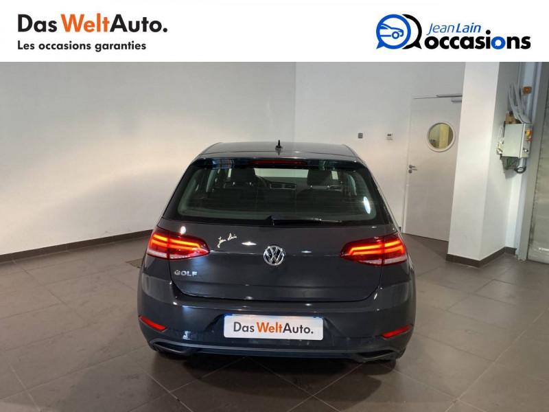Volkswagen Golf VII Golf 1.0 TSI 85 BVM5 Trendline 5p Gris occasion à Seynod - photo n°6