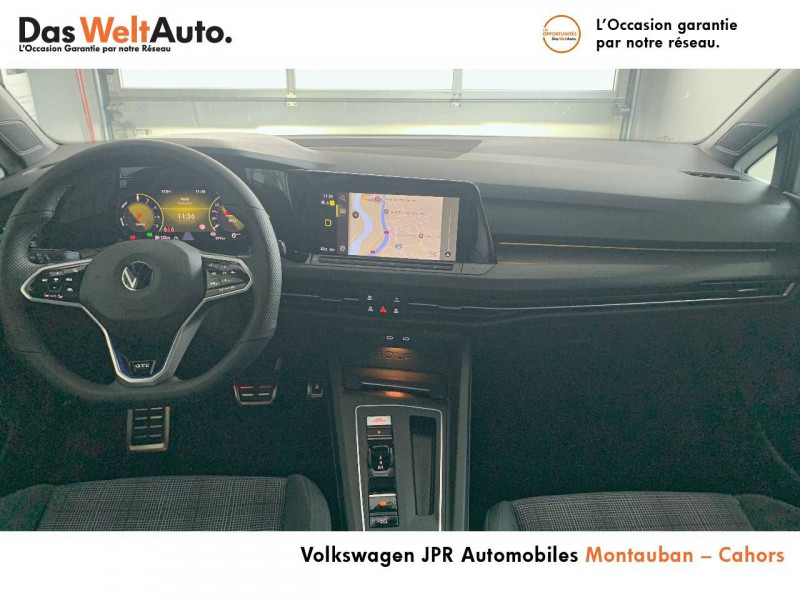 Volkswagen Golf VII Golf 1.4 Hybrid Rechargeable OPF 245 DSG6 GTE 5p Blanc occasion à Cahors - photo n°5