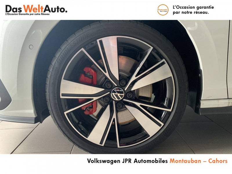 Volkswagen Golf VII Golf 1.4 Hybrid Rechargeable OPF 245 DSG6 GTE 5p Blanc occasion à montauban - photo n°9