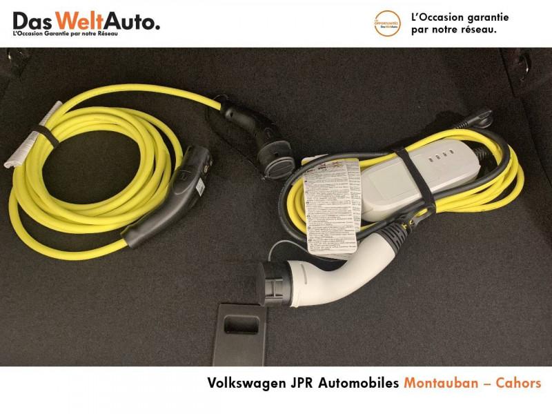 Volkswagen Golf VII Golf 1.4 Hybrid Rechargeable OPF 245 DSG6 GTE 5p Blanc occasion à montauban - photo n°8