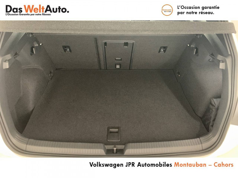 Volkswagen Golf VII Golf 1.4 Hybrid Rechargeable OPF 245 DSG6 GTE 5p Blanc occasion à montauban - photo n°11