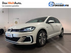 Volkswagen Golf VII Golf 1.4 TSI 150 Hybride Rechargeable DSG6 GTE 5p Blanc à Meythet 74
