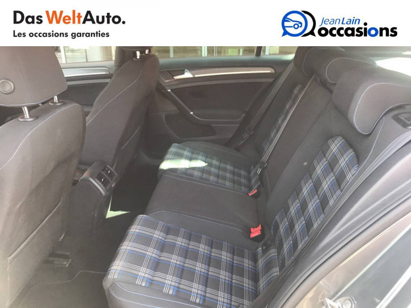 Volkswagen Golf VII Golf 1.4 TSI 150 Hybride Rechargeable DSG6 GTE 5p Gris occasion à Sallanches - photo n°17