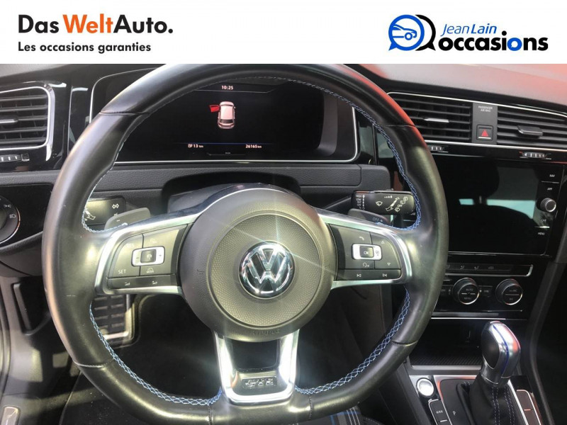 Volkswagen Golf VII Golf 1.4 TSI 150 Hybride Rechargeable DSG6 GTE 5p Gris occasion à Sallanches - photo n°12