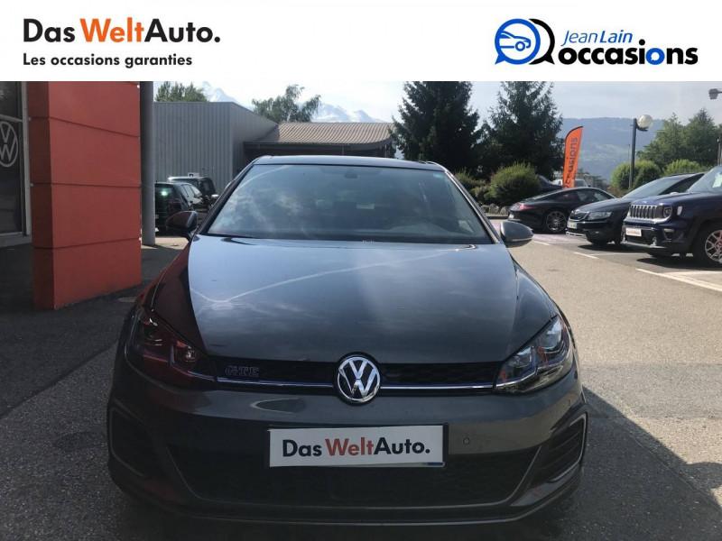 Volkswagen Golf VII Golf 1.4 TSI 150 Hybride Rechargeable DSG6 GTE 5p Gris occasion à Sallanches - photo n°2