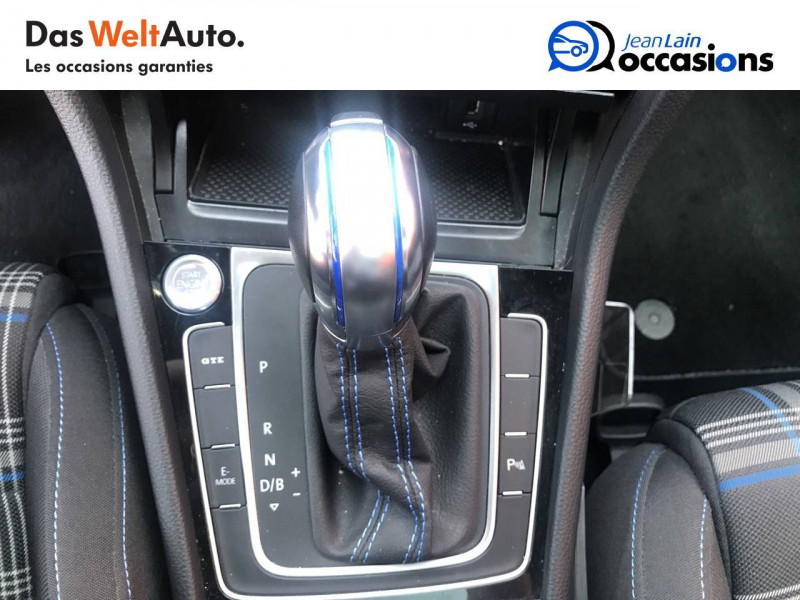 Volkswagen Golf VII Golf 1.4 TSI 150 Hybride Rechargeable DSG6 GTE 5p Gris occasion à Sallanches - photo n°13