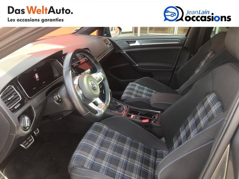 Volkswagen Golf VII Golf 1.4 TSI 150 Hybride Rechargeable DSG6 GTE 5p Gris occasion à Sallanches - photo n°11