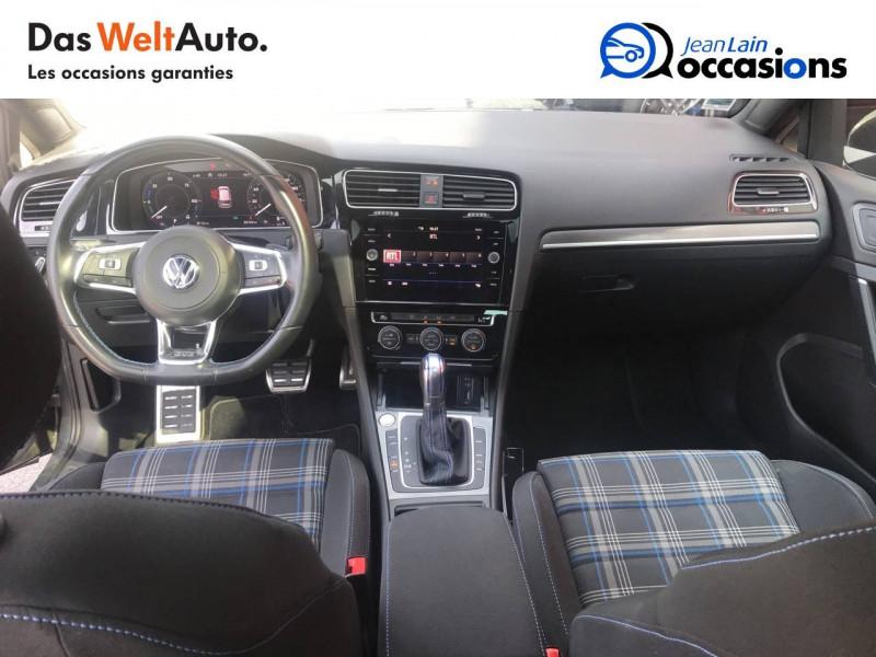 Volkswagen Golf VII Golf 1.4 TSI 150 Hybride Rechargeable DSG6 GTE 5p Gris occasion à Sallanches - photo n°18
