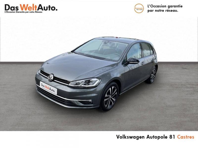 Volkswagen Golf VII Golf 1.5 TSI 150 EVO DSG7 IQ.DRIVE 5p Gris occasion à Castres