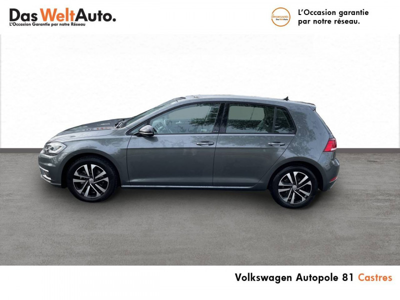 Volkswagen Golf VII Golf 1.5 TSI 150 EVO DSG7 IQ.DRIVE 5p Gris occasion à Castres - photo n°2