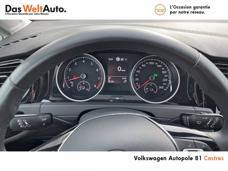 Volkswagen Golf VII Golf 1.5 TSI 150 EVO DSG7 IQ.DRIVE 5p Gris occasion à Castres - photo n°9