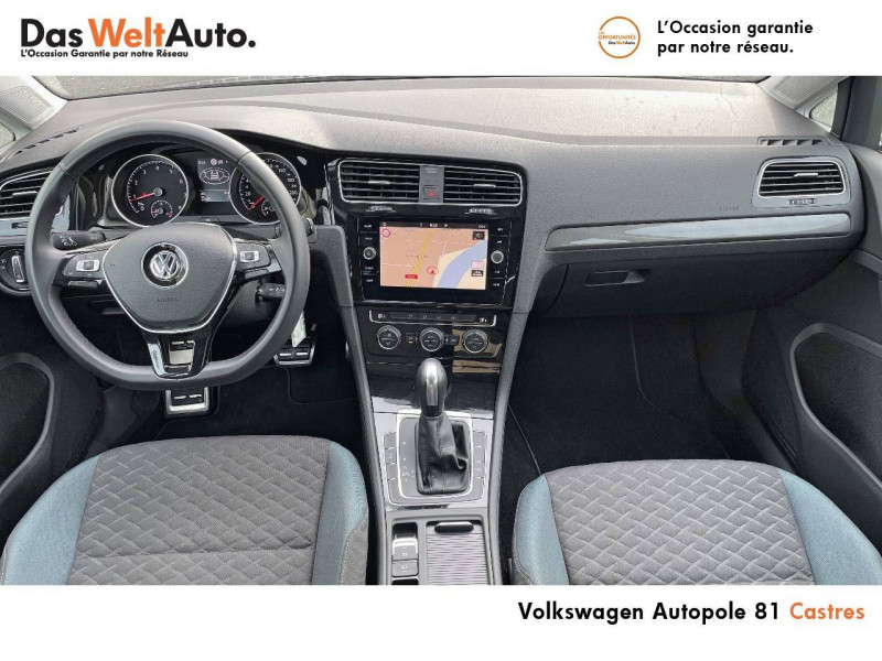 Volkswagen Golf VII Golf 1.5 TSI 150 EVO DSG7 IQ.DRIVE 5p Gris occasion à Castres - photo n°5