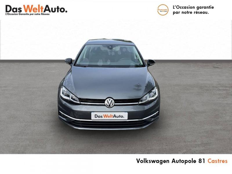 Volkswagen Golf VII Golf 1.5 TSI 150 EVO DSG7 IQ.DRIVE 5p Gris occasion à Castres - photo n°4