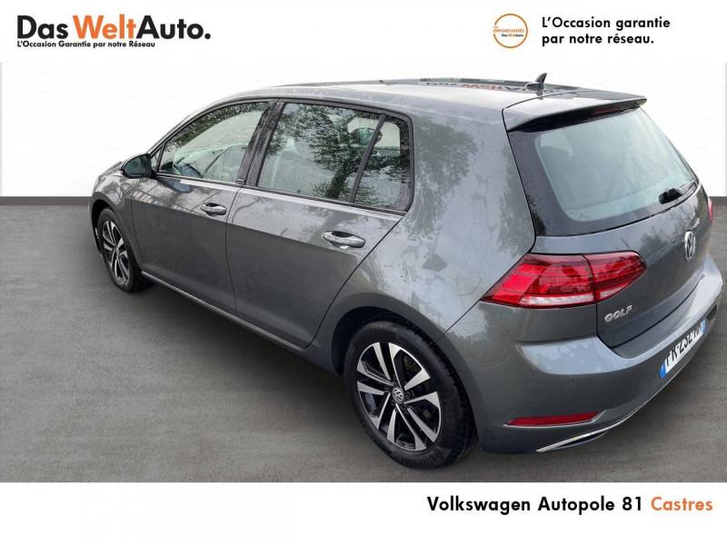 Volkswagen Golf VII Golf 1.5 TSI 150 EVO DSG7 IQ.DRIVE 5p Gris occasion à Castres - photo n°3