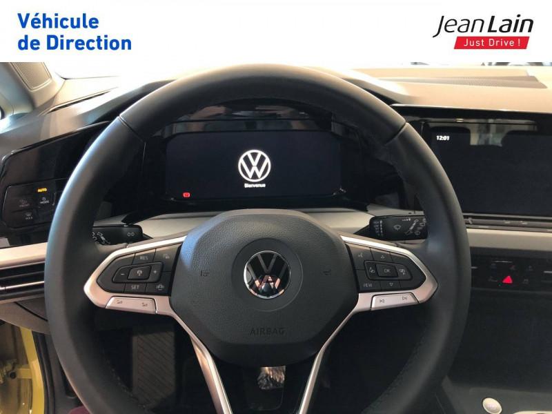Volkswagen Golf VII Golf 1.5 TSI ACT OPF 130 BVM6 Life 1st 5p Jaune occasion à Margencel - photo n°12