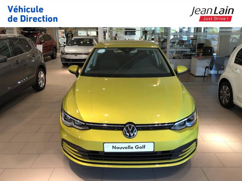Volkswagen Golf VII Golf 1.5 TSI ACT OPF 130 BVM6 Life 1st 5p Jaune occasion à Margencel - photo n°2
